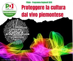 Il Piemonte della cultura