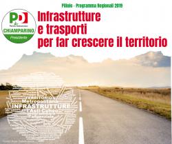 le proposte del PD per migliorare le infrastrutture e i trasporti in piemonte