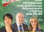 19/02 Valle Antrona.  Vota il territorio Scegli il PD, con i candidati Ferrara, Borghi, Albertini