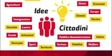 02/03 Rivoli. Chiusura campagna elettorale con Umberto D'Ottavio e Stefano Esposito
