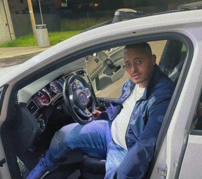 Belakhdim Adil, sindacalista, è stato investito da un camion mentre partecipava a un'azione sindacale davanti alla sede logistica di Lidl