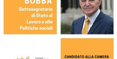 23/02 Saluggia. Luigi Bobba presenta il programma del Partito Democratico