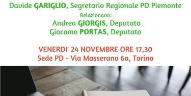 """Seminario """"La nuova legge elettorale"""" ve 24 novembre 2017"""