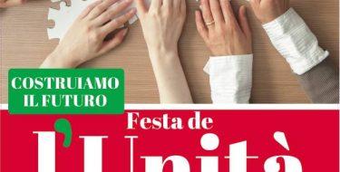 FESTA DE L'UNITA' DI TORINO (30 AGOSTO – 15 SETTEMBRE 2019)