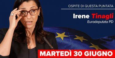 Europa ore 19. Live con Irene Tinagli (30 giugno 2020 h 19,00)