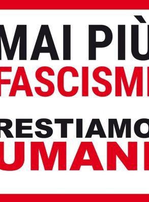 Mai più fascismi. Sabato 20 ottobre h 16 presidio antifascista in piazza Palazzo di Città a Torino