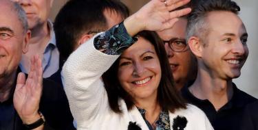 Anne Hidalgo rieletta Sindaca di Parigi