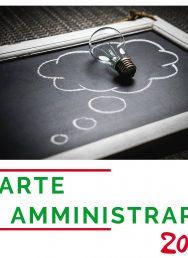 L'ARTE DI AMMINISTRARE 2019