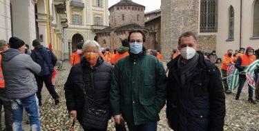 Il PD Biellese è a fianco dei lavoratori di SEAB