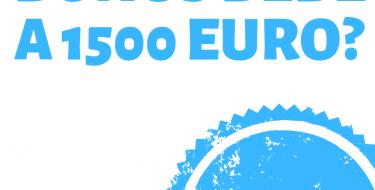 BONUS BEBÈ A 1500 EURO?
