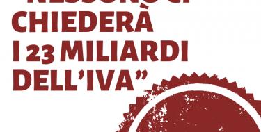 IL BLUFF DI SALVINI SUI 23 MILIARDI DELL'IVA