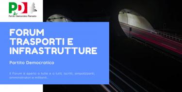 4/12 ore 18 –  Forum Trasporti e Infrastrutture