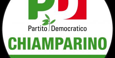 LOGO PD CHIAMPARINO PRESIDENTE