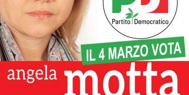 02/03 Asti. Chiusura campagna elettorale di Angela Motta con il concerto dei Camaleonti