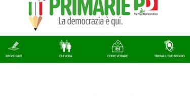 #PrimariePD2017 – Iscriviti all'albo delle Elettrici e degli Elettori del PD