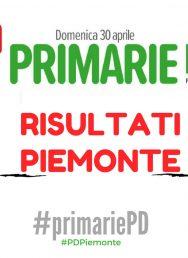 #primariePD – Risultati definitivi in Piemonte