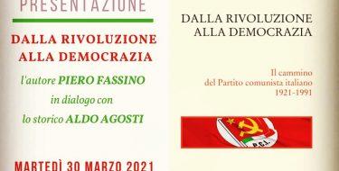 30/03 ore 21,00 – Dalla Rivoluzione alla Democrazia