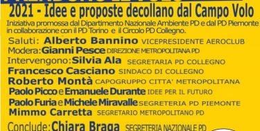 AMBIENTE, Torino e l'area metropolitana. Idee e proposte per il 2021. Con Chiara Braga (3 ottobre 2020 ore 9,30)