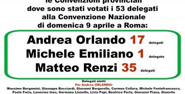 #Congresso2017 – I delegati del PD Piemonte alla Convenzione del 9 aprile