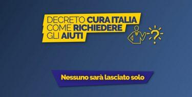 """Il decreto """"Cura Italia"""" è legge: una mini guida per richiedere gli aiuti varati dal Governo"""