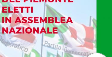 #primariepd Congresso 2019. I delegati del Piemonte eletti in Assemblea Nazionale