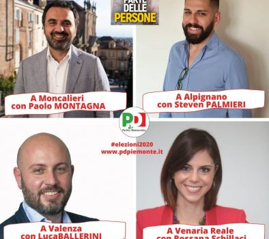 Elezioni amministrative del 20-21 settembre 2020: dalla parte delle persone
