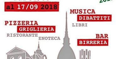 Festa De L'Unità Metropolitana di Torino – 31 Agosto 17 Settembre 2018