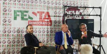 Confronto Furia e Carretta alla Festa de l'Unità di Torino