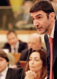 Lavoro, il capogruppo Pd Davide Gariglio presenta odg su lavoratori Tim, M5S si oppone e salta il voto