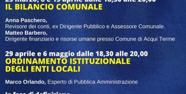 Oltre 300 iscritti alla Scuola di Formazione del PD Piemonte