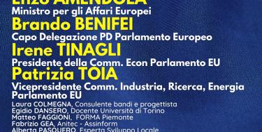 NEXT GENERATION EU: UN GRANDE PROGETTO PER L'ITALIA E IL PIEMONTE (guarda il video)