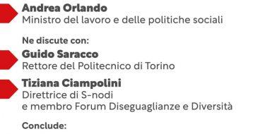 RICUCIRE, RILANCIARE, RIPARTIRE: le sfide di Torino per il lavoro, la solidarietà e i diritti
