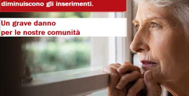 PD VCO: le RSA abbandonate dalla Regione Piemonte