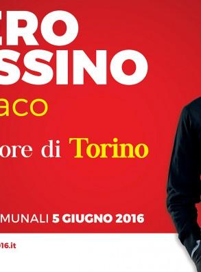 Per amore di Torino. Il programma del candidato sindaco di Torino Piero Fassino