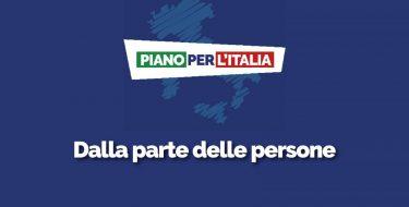 Un Piano per l'Italia – materiali di comunicazione