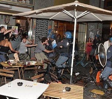 TORINO; PD: TENSIONE CRESCENTE IN CITTA', MINACCE ANTI G7 INACCETTABILI