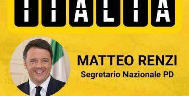 #DestinazioneItalia – Matteo Renzi a Novara