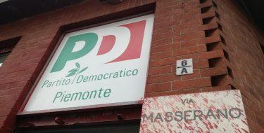 """PD; VANDALI IN AZIONE NELLA NOTTE, PD: """"NON CI INTIMIDISCONO"""""""
