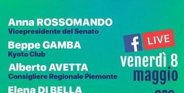SPAZIO APERTO TORINO – Live su Green Economy (8 maggio h 18,30)