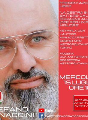 SPAZIO APERTO WEBTV. LIVE FB CON STEFANO BONACCINI (15 luglio 2020 ore 18,00)