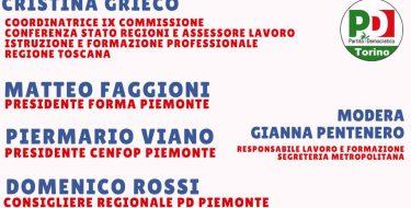 SPAZIO APERTO WEB TV. LIVE SU FORMAZIONE PROFESSIONALE (mercoledì 27 maggio 2020 alle ore 18,30)