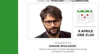 9/4 ore 21 – Le vie della comunicazione sono infinite – Incontro con Simone Spoladori