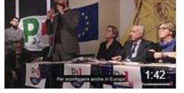 EUROPEE 2019: VIDEO CON INTERVENTI DEI CANDIDATI